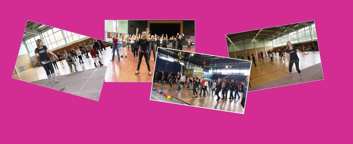 Isa New Line Danse
